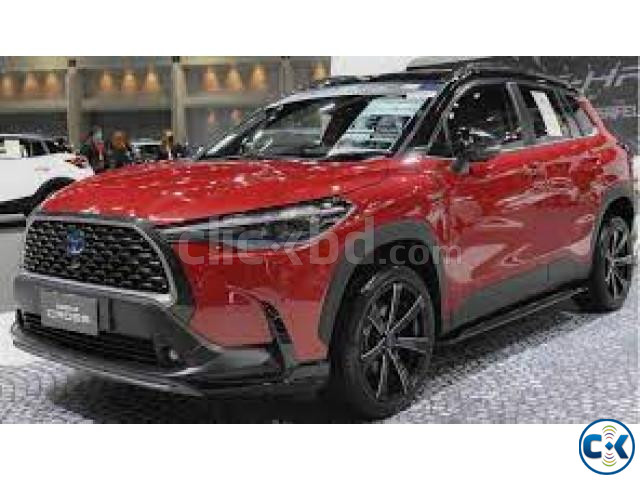 Toyota corolla Cross 2021 | ClickBD large image 2