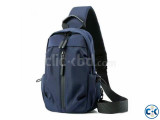 Waterproof One Shoulder Crossbody Travel Backpack Men Women