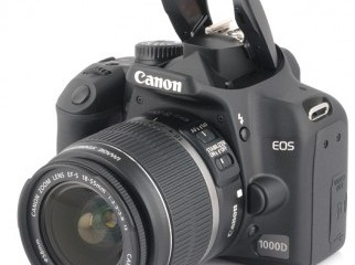 Good condition CANON 1000d SOLD