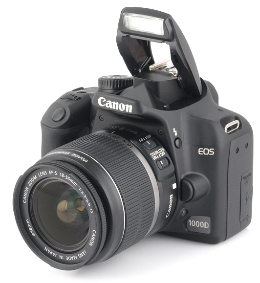 Good condition CANON 1000d SOLD | ClickBD large image 0
