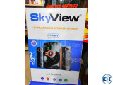 Sky View 2.1 Multimedia Speaker System