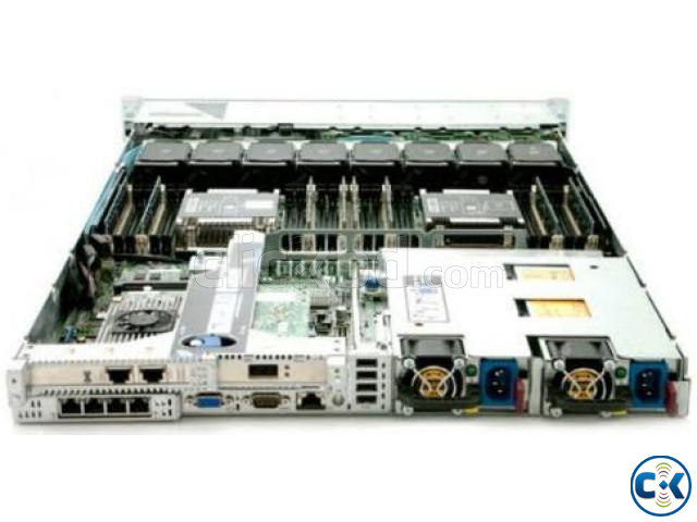 HP DL360P G8 Server 32GB Ram Dual Xeon Processor | ClickBD large image 0