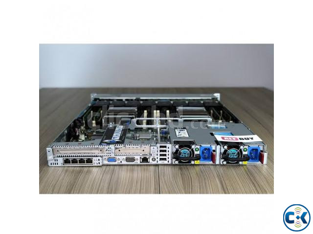 HP DL360P G8 Server 32GB Ram Dual Xeon Processor | ClickBD large image 1