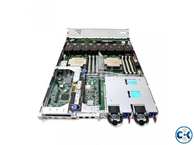HP DL360P G8 Server 32GB Ram Dual Xeon Processor | ClickBD large image 2