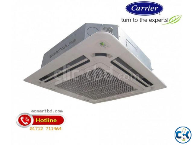 Carrier 4 Ton BTU 48000 Ceiling Cassette Type Air Conditione | ClickBD large image 0