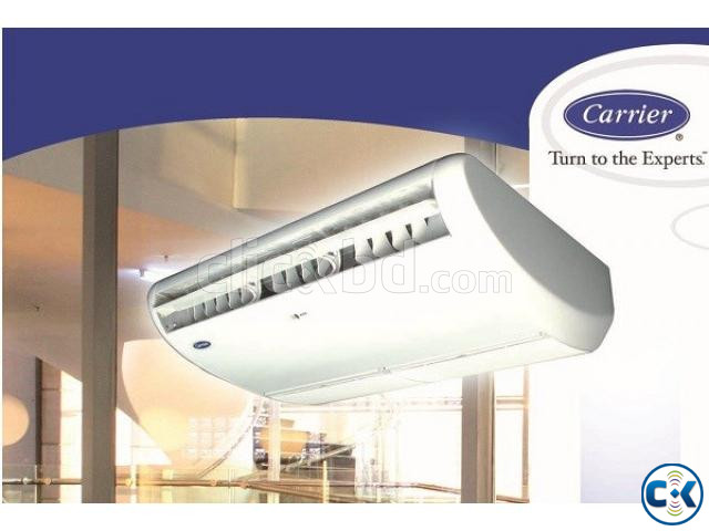 Carrier 4 Ton BTU 48000 Ceiling Cassette Type Air Conditione | ClickBD large image 1