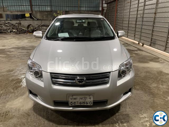 Toyota Axio G Edition Push Start 2008 Silver | ClickBD large image 0