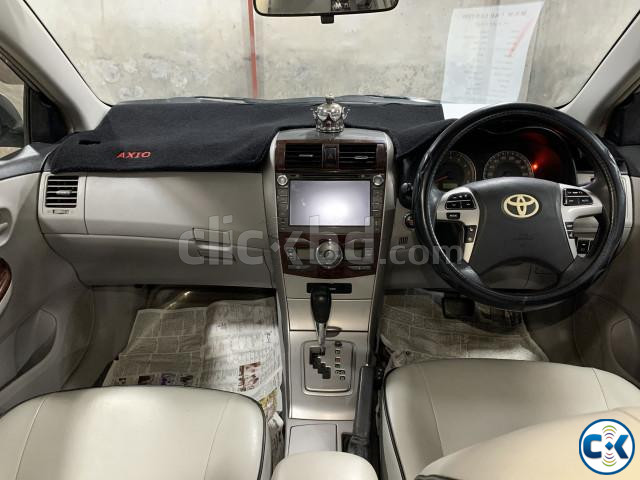 Toyota Axio G Edition Push Start 2008 Silver | ClickBD large image 2
