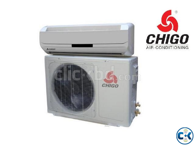 Chigo 1.5 Ton With Warranty 3 Years Wall Type AC | ClickBD large image 0