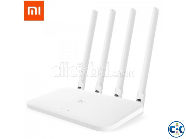 Xiaomi 4A WiFi Router 1167Mbps Dual Band 2.4Ghz 5Ghz | ClickBD large image 0