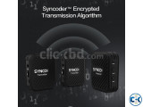 Synco WAir-G1-A2 Ultracompact 2-Person Digital Wireless Mic.