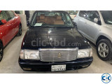 Toyota Crown Super Deluxe 2003 Royal Blue