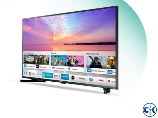 SAMSUNG 43 inch T5500 VOICE CONTROL SMART TV | ClickBD large image 0
