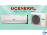 Japanese GENERAL 2.5TON Split Type Air Conditioner 30000 BTU
