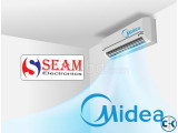 Midea 1.5 Ton New Brand Split Type AC 18000 BT
