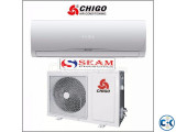 Chigo 2.0 Ton 24000 BTU High Split Type Ac
