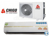 Chigo 1.5 Ton AC Wall Mount Split Type 40 Energy Saving