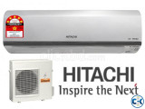 Hitachi Inverter AC 1.5 Ton Hot Cool RASDX18CJ