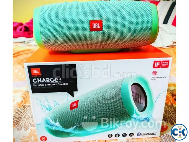Jbl Charge 3 | ClickBD large image 2
