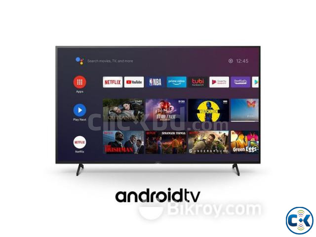 Sony Bravia 55X7500H 55 4K HDR Android LED TV | ClickBD large image 0