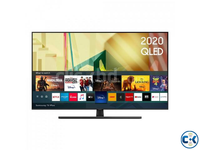 Samsung 55 Q70T 4K UHD Smart QLED Android Television | ClickBD large image 0