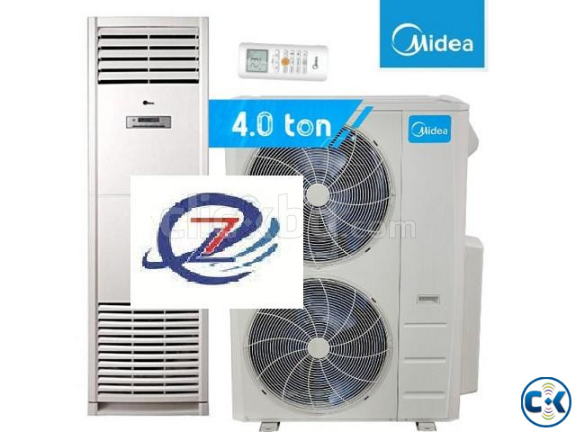 Midea Floor Standing 4.0 Ton Midea MGFA-48CR Air Condition | ClickBD large image 0
