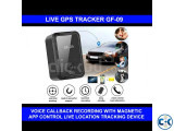 GPS Tracker Live APP Control with Voice Monitoring System