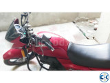 Runner Bullet 100 CC Red Super Condition