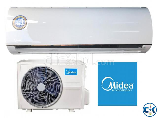 Discount Offer Midea 2.0 Ton Split Air Condition | ClickBD large image 0