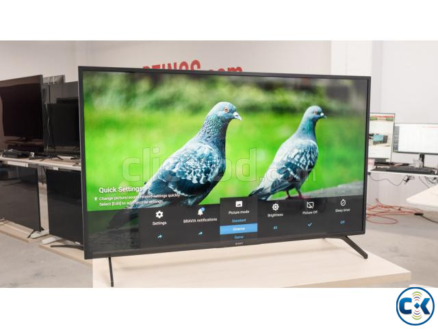 55 Inch Sony X8000H 4K UHD HDR Smart Android LED TV | ClickBD large image 0