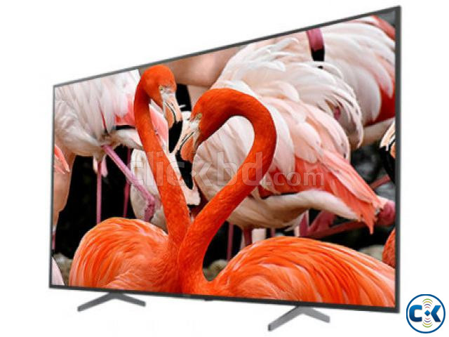 55 Inch Sony X8000H 4K UHD HDR Smart Android LED TV | ClickBD large image 1