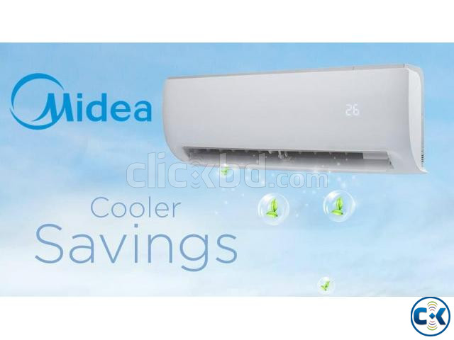 Discount Offer Midea 1.5 Ton Split Air Conditioners | ClickBD large image 0