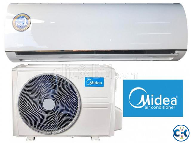 Discount Offer Midea 1.5 Ton Split Air Conditioners | ClickBD large image 1