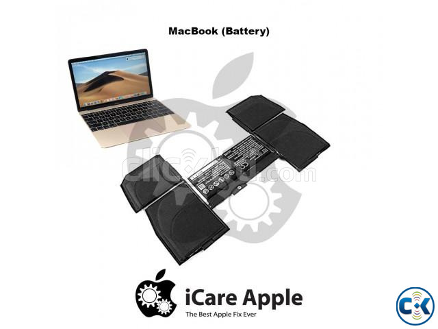 MacBook Air A1534 Battery Replacement Service Center Dhaka | ClickBD large image 0