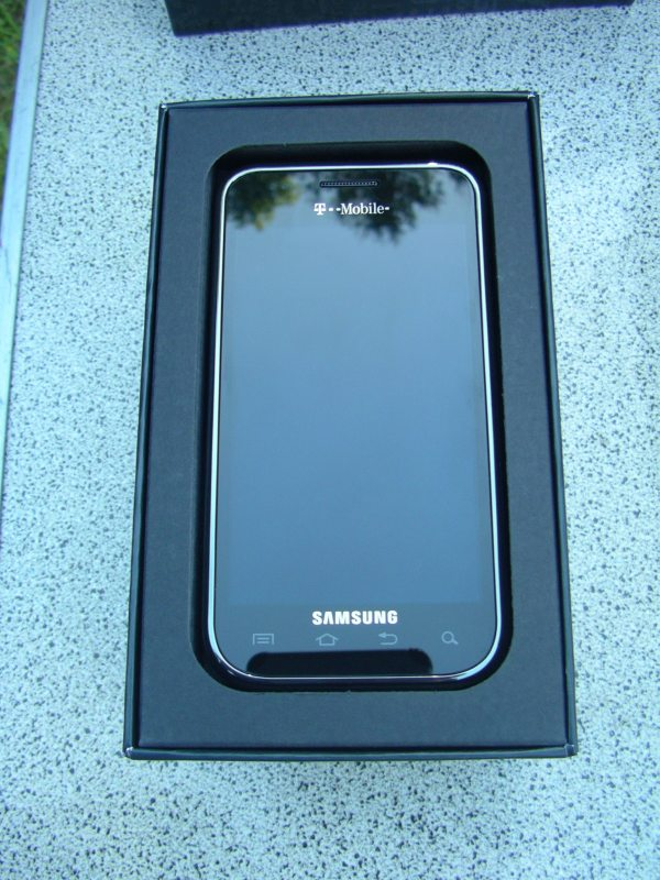 100 Fresh Samsung Galaxy S TK 27000 w All Accssrs | ClickBD large image 0