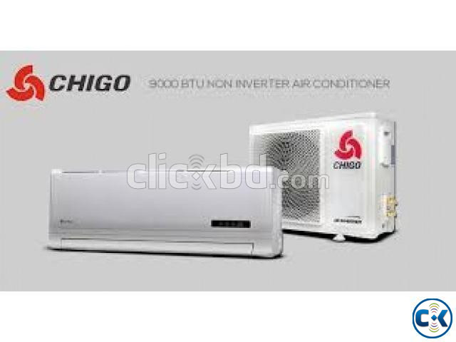 1.5 TON CHIGO Split Type Air-conditioner Price Offer | ClickBD large image 0
