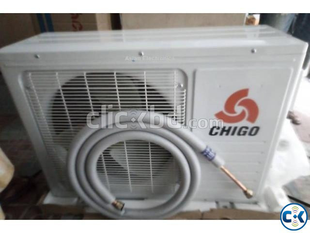 1.5 TON CHIGO Split Type Air-conditioner Price Offer | ClickBD large image 1