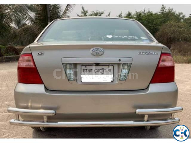 Toyota G Corolla 2004 | ClickBD large image 1