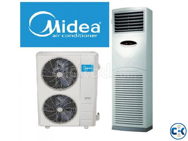 Midea 5.0 Ton MGFA60CR Floor Standing AC Price in bd | ClickBD large image 0