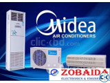 Midea Non Inverter 1.5 Ton Split Air Conditioner MSM-18CRN