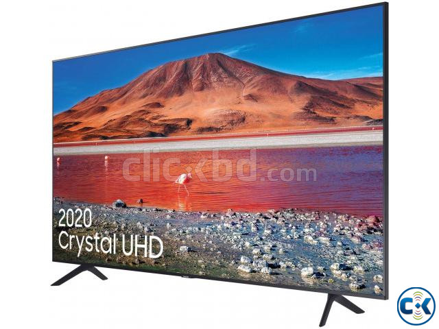 Samsung 43 TU7100 Crystal UHD 4K Smart Android TV | ClickBD large image 2