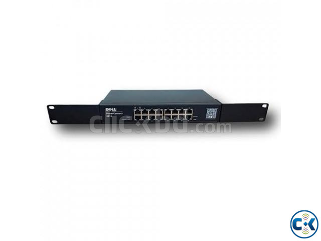 Dell PowerConnect 2816 16x 10 100 1000BASE-T Gigabit-Ether | ClickBD large image 1