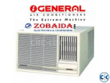 Window Type 1.5 TON General Energy Saving Air Conditioner