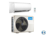 Midea 1.5 Ton Energy Savings Split AC 18000BTU