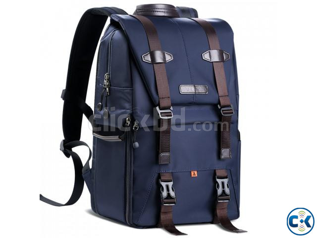 K F Concept KF13.087 Multifunctional Waterproof Camera Bag | ClickBD large image 0