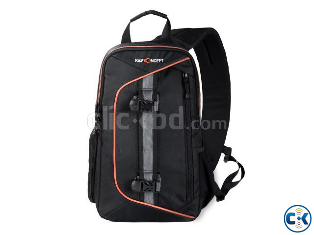 K F Concept KF13.050 Waterproof Sling Camera Backpack | ClickBD large image 0