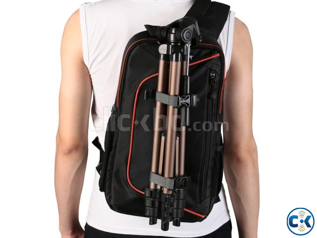 K F Concept KF13.050 Waterproof Sling Camera Backpack | ClickBD large image 4