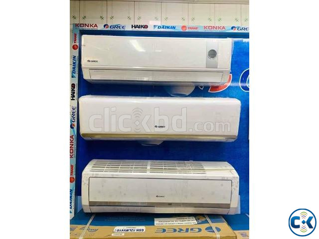 Gree High Speed 2.0 Ton GS24CZ CT Model AC Available | ClickBD large image 0