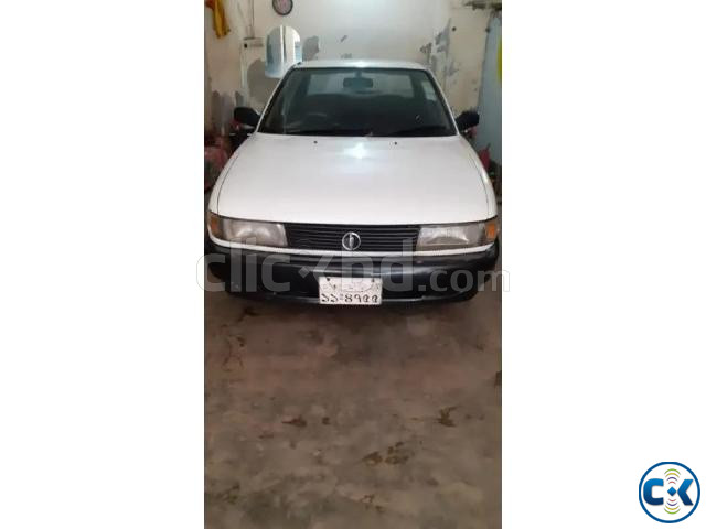 Nissan Sunny 1990 | ClickBD large image 0
