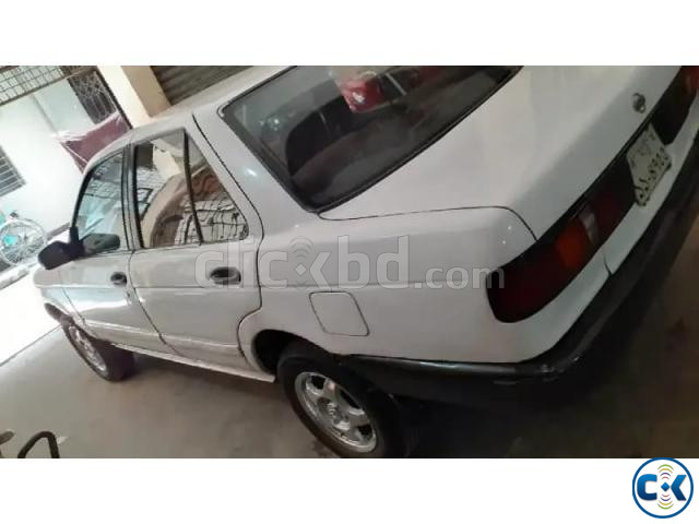 Nissan Sunny 1990 | ClickBD large image 3